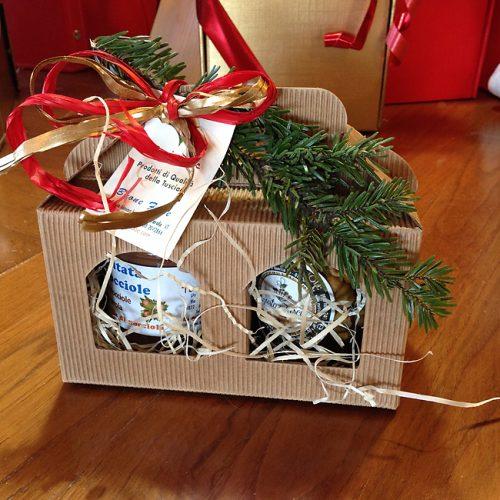 Preferenza Cesti di Natale: acquista cesti natalizi con prodotti tipici della IM81